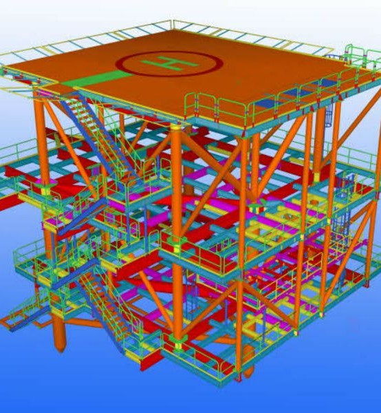 Tekla Structures [Nivel 1]