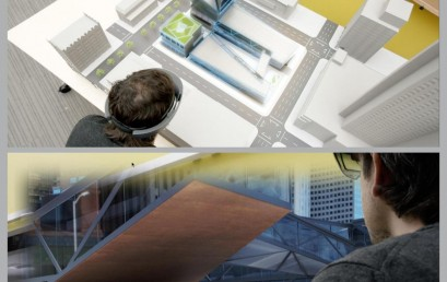 Gensler y Trimble se asocian para explorar el uso de la tecnología de realidad mixta