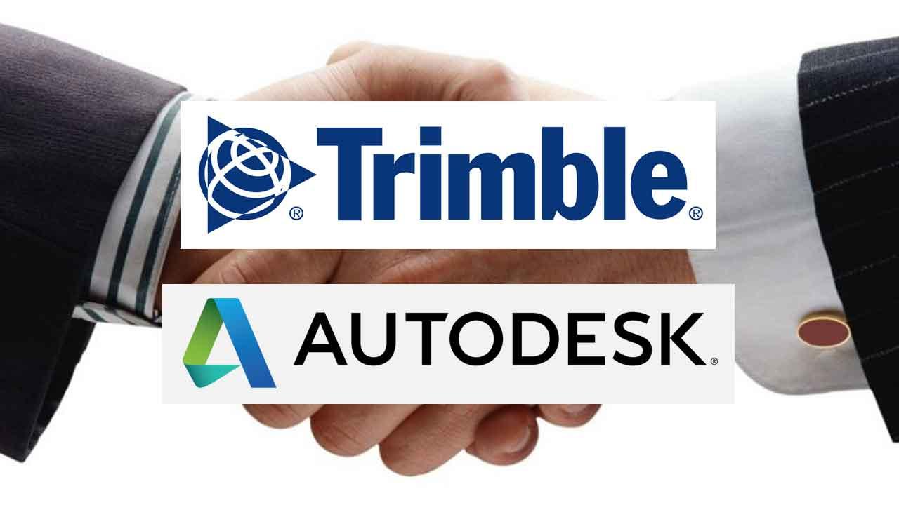 Autodesk y Trimble firman un acuerdo de interoperabilidad